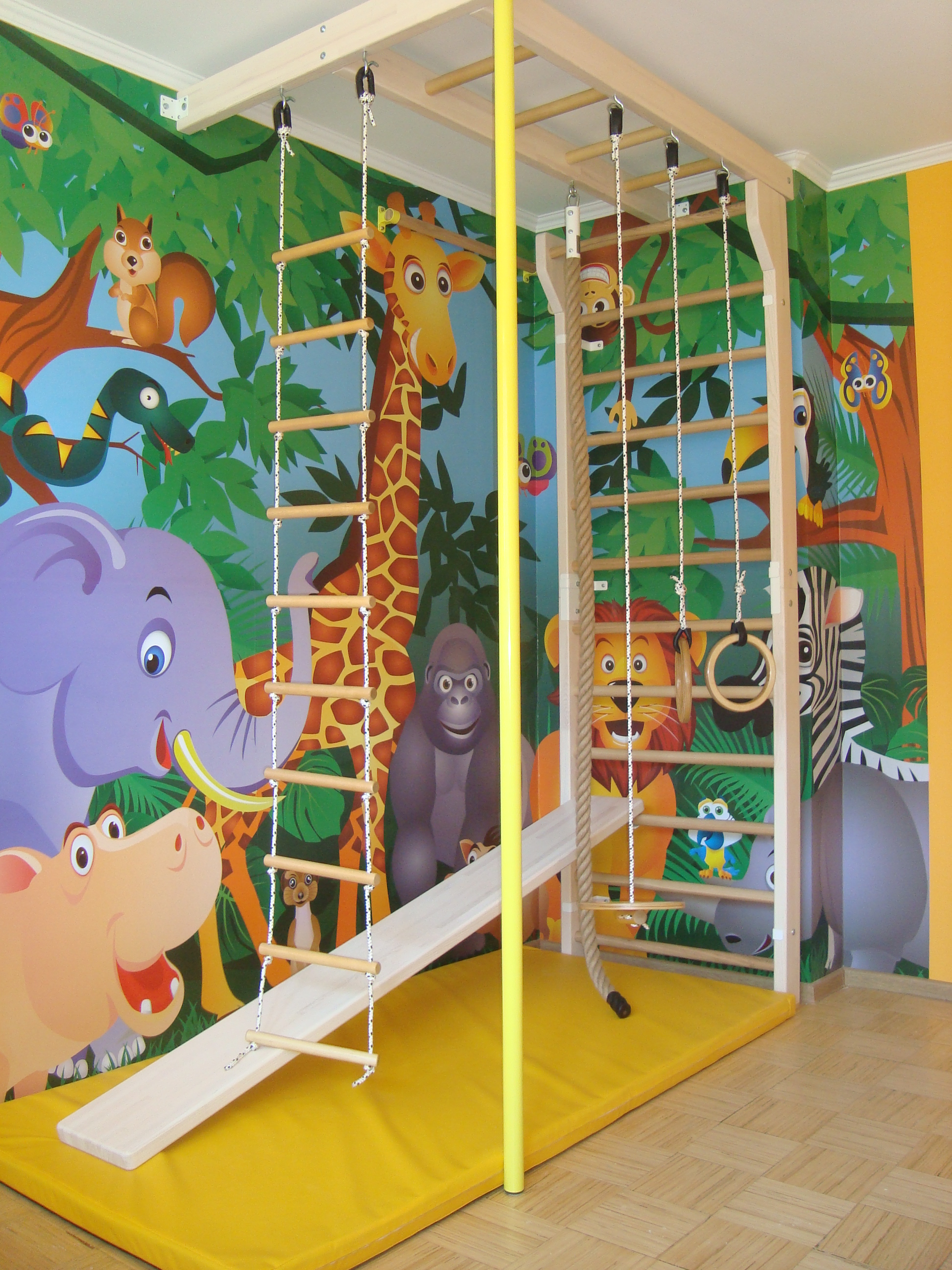 For Kids Kids Playset Jungle Sport And Fitness