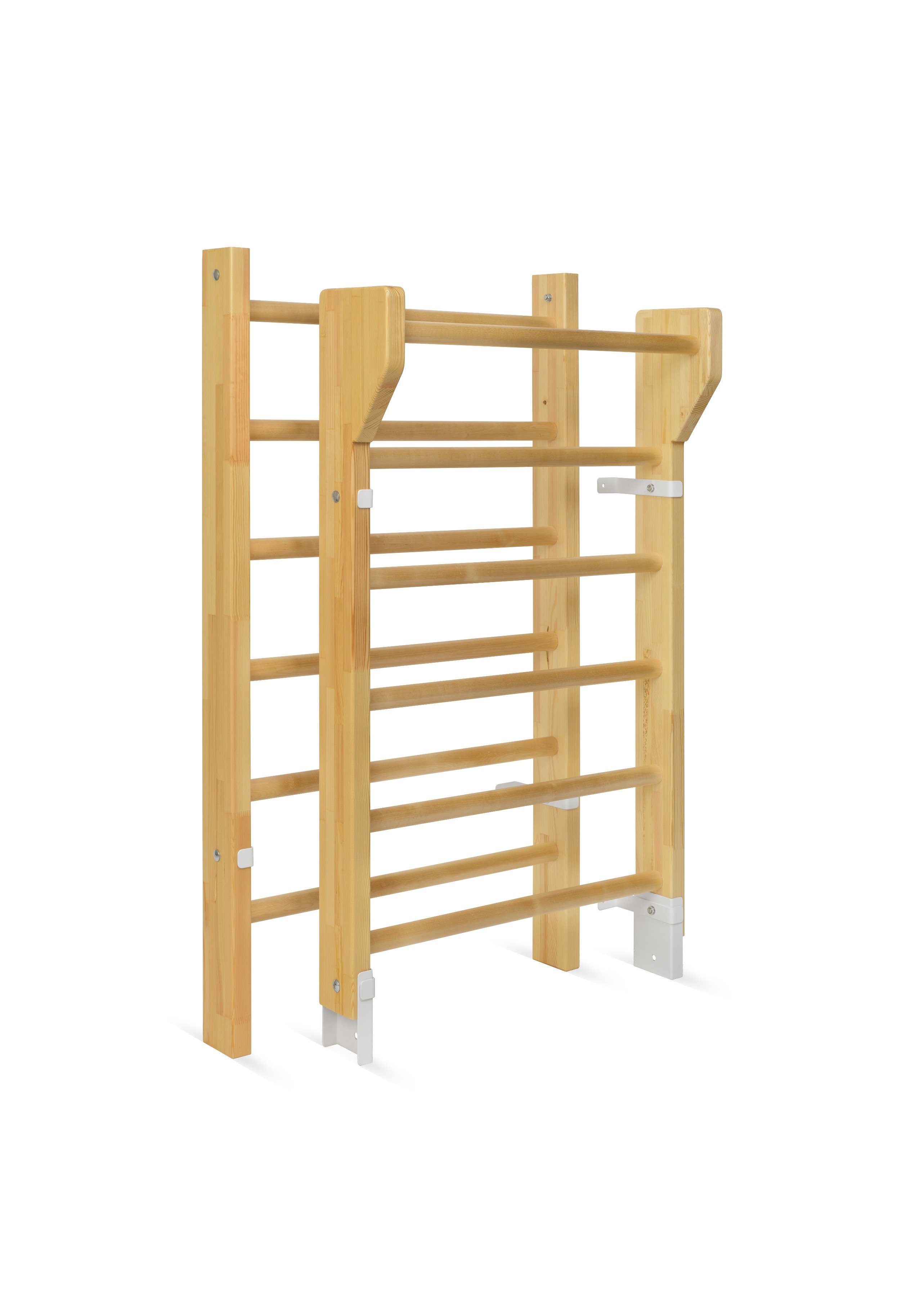 Gym Wall Bars Wooden Wall Bars Wall Mounted Sport And